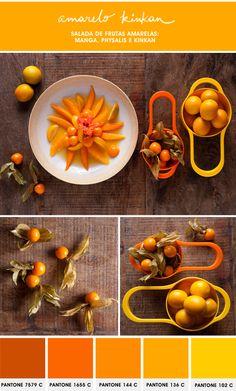 Fruits and Pantone
