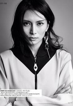 Vogue China September 2014 | Nicolas Ghesquière, Ko Shibasaki + more by Patrick Demarchelier #FallFashion #LouisVuitton
