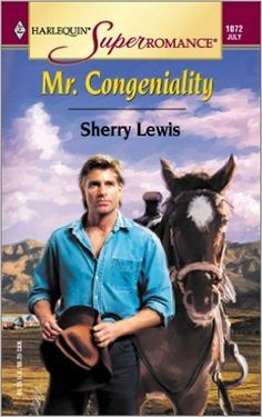 Mr. Congeniality (Harlequin Superromance No. 1072): Sherry Lewis: 9780373710720: Amazon.com: Books