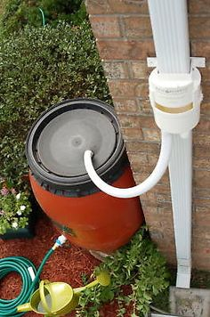 Rain-Barrel-Diverter-Basic-RainReserve-3x4-Downspout