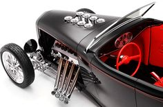 '32 Ford Roadster – Kindig It