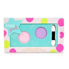 Luna Star Naturals Klee Girls Eyeshadow Duo Sugar Hill Bloom SierraAmble PurplePink 13 Ounce -- More info could be found at the image url.