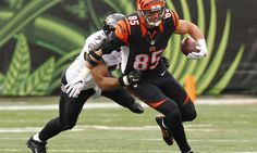 Bengals use option on tight end Tyler Eifert = The Cincinnati Bengals had an option on tight end Tyler Eifert's contract, and they decided to exercise it today. Under the terms of his contract, this means he'll now be with the team for at least two more years, until the end of.....