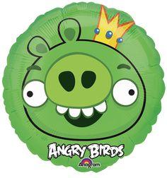 Angry Birds - King Pig 9 #globo