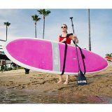 """SUP USA Women's 11' Stand up Paddle Board Package Includes: Stand up Board, Adjustable Carbon Fiber Paddle, 10"""" Fiberglass Fin, Board Carrie... -  Buy at -  WWW.Paddleboardexplorer.com"""