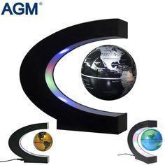 Magnetic Levitating Tellurion Globe   Desk Lamp 4df66e459