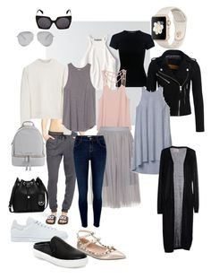 """Без названия #3"" by zakaz-rostov on Polyvore featuring мода, American Eagle Outfitters, TIBI, RVCA, Ivy Park, River Island, Superdry, Theory, SH Collection и Acne Studios"
