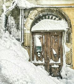 #yourabruzzo #neve, #chieti #abruzzo Snow, Outdoor, Outdoors, Outdoor Games, The Great Outdoors, Eyes, Let It Snow