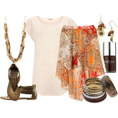 """Tribal"" by ljjenness on Polyvore"