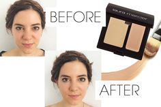 The 7 Best Under Eye Concealers, Tested - Under Eye Concealer Before and After - Elle