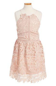 Bardot Junior Botanica Lace Dress (Big Girls)