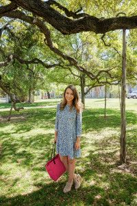 Old Navy Paisley Dress | http://www.simplystephaniemarie.com/old-navy-paisley-dress/