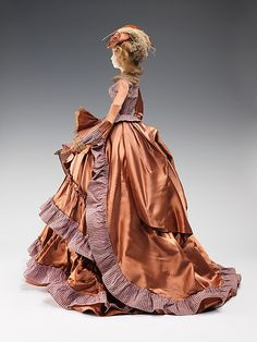 "The Metropolitan Museum of Art - ""1873 Doll""   I'd love to see these dolls restored and displayed some day."