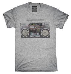 80's Boombox T-Shirt, Hoodie, Tank Top