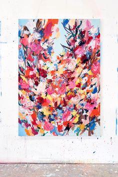 Sweet William | Arne Quinze Field Paint, Mother Earth, Wild Flowers, Fields, Sculptures, Sweet, Studying, Paintings, Garden