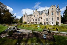 Carberry Tower, Musselburgh, East Lothian