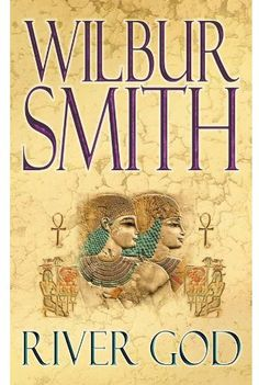 The very dearest book of my library. It's the first book of a long series of Wilbur Smith called The Egyptian. Must read. Must keep it at your bedside.