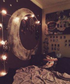 Bedroom goals indie and grunge