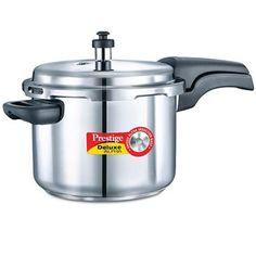 Buy #Prestige Pressure Cooker Deluxe Alpha 6.5 Ltr Online in Kerala, Kochi, India. #luluwebstore.in