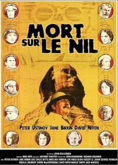 John GUILLERMIN - Mort sur le Nil