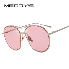 MERRY'S Women Bang Fashion Sunglasses Men Classic Brand Designer Sunglasses 2016 Vintage Twin Beam Metal Frame Glasses S'8006 men suits ** AliExpress Affiliate's buyable pin. Find similar products on www.aliexpress.com by clicking the VISIT button #MensSunglasses