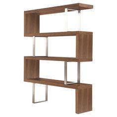 """Pearl 66"""" Bookcase"""