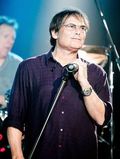 "Jimi Jamison, lead singer of '80s hitmakers Survivor, dead at 63. Jamison, who joined after the band after they recorded their Grammy-award winning hit song ""Eye of the Tiger"", died August 31, 2014 of a heart attack. He had also recorded the Baywatch theme song as a solo artist."