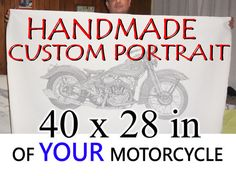 ORIGINAL portrait  NOT  a print  40x28 inches ink by drawspots #art #motorcycle #motogp #artwork #gift #giftforhim #birthdaygift #valentine #fathersday #fathergift #diadelpadre #motocicleta #custom #personalized #personalizedgift #personalized gift #garage #garagedecor #decoration #vintage #artwork #quote #funny #inspirationalquote #motorcyclequote #poster #artprint #motorcycleposter #motorcycleartprint #bike #bikeartprint
