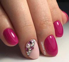 # Pink Nails