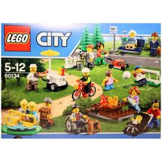 Lego City Day at the Park 60134 coming summer 2016