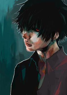 The Black Reaper - Haise Sasaki | Tokyo Ghoul :re