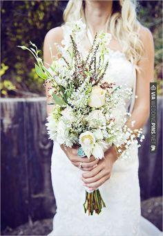 diy wedding bouquet | VIA #WEDDINGPINS.NET