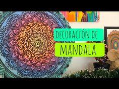 Mandalas para la pared! DIY | Zentangle Art - YouTube