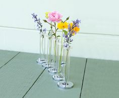 Wonderful Items Similar To Laboratory Glass Tubes Or Vases From Tracerlabs On Etsy Good Looking