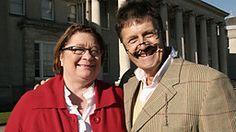 Royal Upstairs Downstairs, Rosemary Shrager and Tim Wonnacott