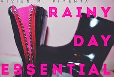 PassionePerLaModa: Rainy Day Essential