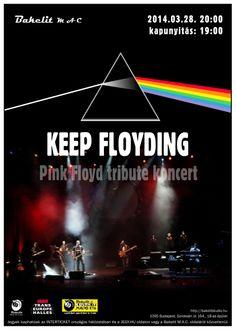 Keep Floyding - Pink Floyd tribute koncert