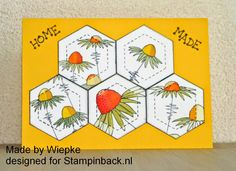 STAMPINBACK.NL : Home Made by Wiepke