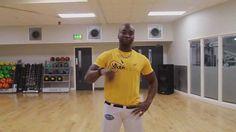 Capoeira Tutorial - Variações da Queda de rins - Cara de Peixe