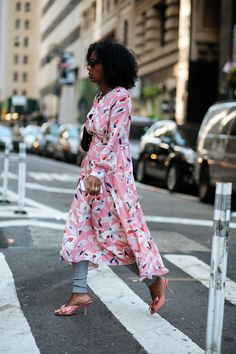 It's Baaack: 'Tis The Season For Street Style #refinery29