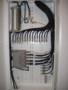 Terrific 54 Best Structured Wiring Systems Images Structured Cabling Wiring Cloud Oideiuggs Outletorg