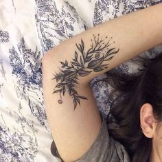 20 Inner Elbow Tattoo Ideas