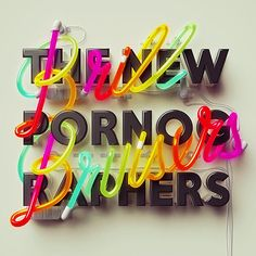 "The New Pornographers :: ""Brill Bruisers"""