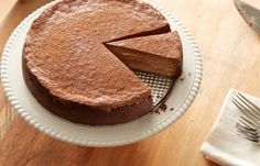 Ingredients  CHOCOLATE CRUMB CRUST (recipe follows) 1/4 cup (1/2 stick) butter or margarine 1/2 cup HERSHEY'S Cocoa
