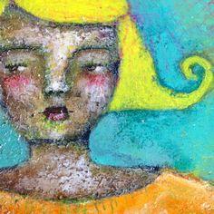 Remember Board 1 original art by mystele by mystelepaint on Etsy, $50.00