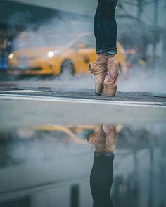 ailarina en Nueva York, por Omar Robles