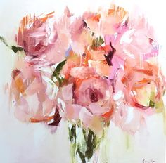 Susie Pryor-Summer Bouquet