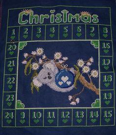 Christmas calendar Koala
