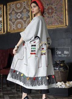Abaya Fashion, Muslim Fashion, Kimono Fashion, Fashion Dresses, Iranian Women Fashion, African Fashion, Womens Fashion, Mode Abaya, Mode Hijab