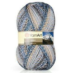Everest (YarnArt) Состав: 30% шерсть, 70% акрил метраж : 200 гр. 320 мт. упаковка : 3x200 гр.  Цена за упаковку со скидкой 20% 895, штучно 373 руб 🌈 ПАЛИТРА 👉 #everest_yarnart_yarnanna